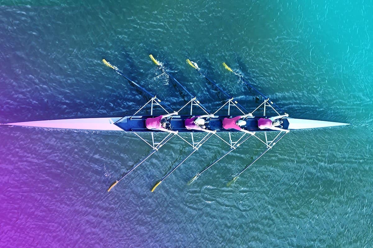 Rowing-Team-Competition